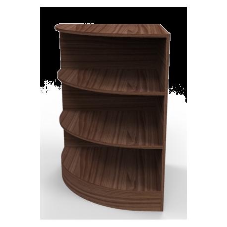 Mostradores y muebles para pan for Catalogo de muebles de madera mdf