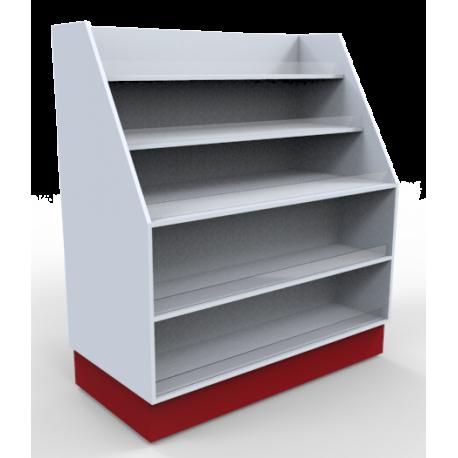Muebles para farmacia y mostradores y vitrinas for Muebles para farmacia